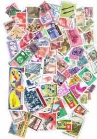 100 different 100 countries World packet